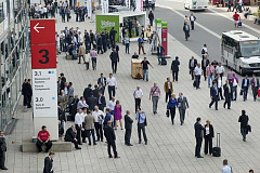 Eastern section of Frankfurt Fair and Exhibition Centre – more room, new exhibitors, improved structure