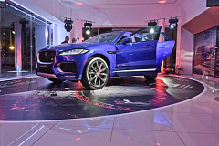 Jaguar joins Land Rover at revamped N1 City facility