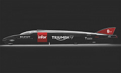 Triumph Motorcycles confirms new world land speed record attempt