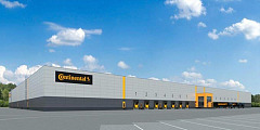 Continental Tire West Africa opens its first Distribution Warehouse in Ghana