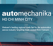 Automechanika Ho Chi Minh City debut's in March 2017