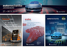 Automechanika Johannesburg announces vastly expanded value chain