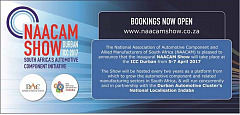 NAACAM Show website launch