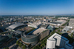 Messe Frankfurt reports most successful financial year ever