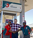 "Top EC Caltex dealers' customer care reflects the ""human face of fuel"""