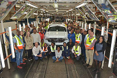 Local Production Begins for Expanded Ford Everest Range