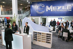 MEYLE at the Automechanika 2016: get ready for a 'blue miracle'