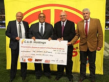 G.U.D. Holdings sponsors 1 million rand for sports bursaries