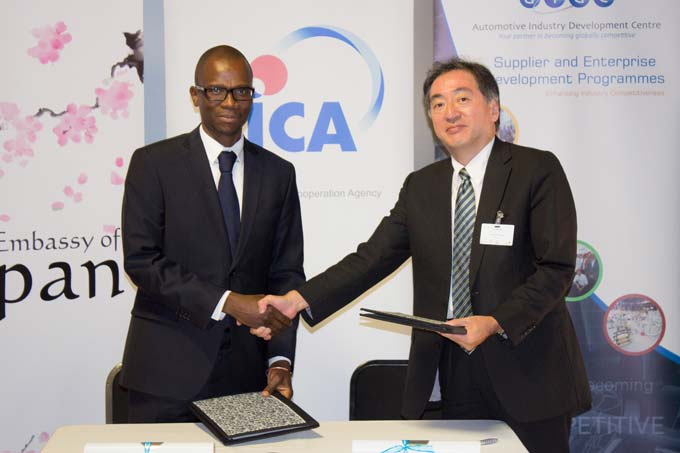 AIDC and JICA launch support programmes to automotive