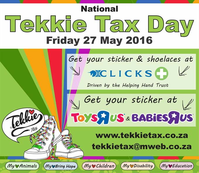 Warning! Tekkie Tax fever is in the air - aBr Buzz - South