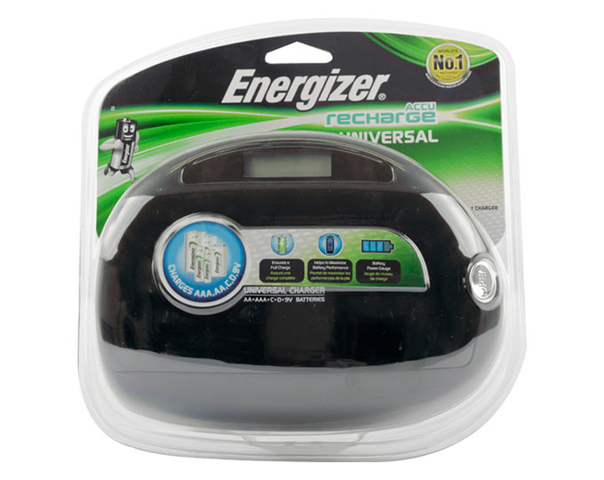 Energizer Launch The Ultimate Universal Cheuf Battery Charger For