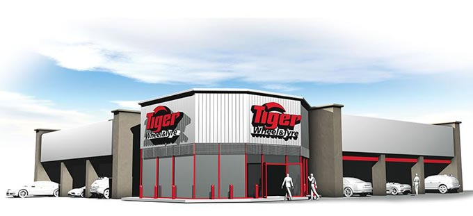 Tiger Wheel & Tyre Store Opens New Store in Musina