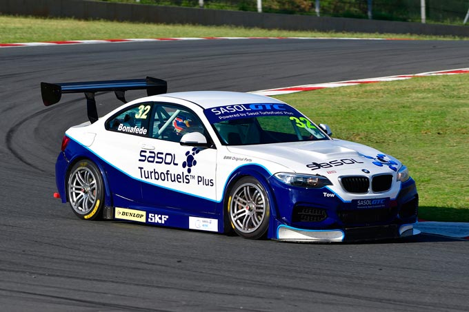 Sasol GTC Racing Team pulls out all the stops for Killarney Raceway