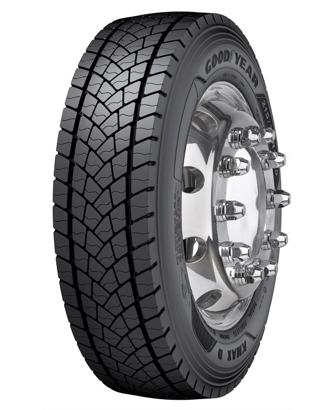 Goodyear Launches New Light Tonnage Truck Tyres With Increased Robustness For All Road Conditions And Vehicle Types Sel Hybrid Electric