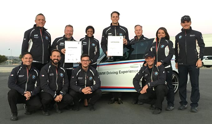 Trainings all over the world: Internationalisation of the BMW and MINI Driving Experience proceeding apace.