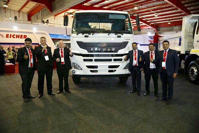 Strong early support for 2019 Futuroad Truck and Bus Expo