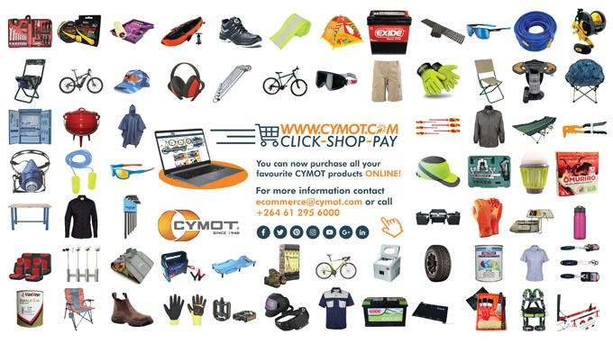 You can now buy CYMOT products ONLINE!