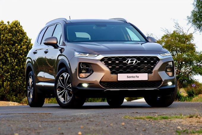 Hyundai's new Santa Fe with premium design, loads of comfort features and roomy interior arrives in SA