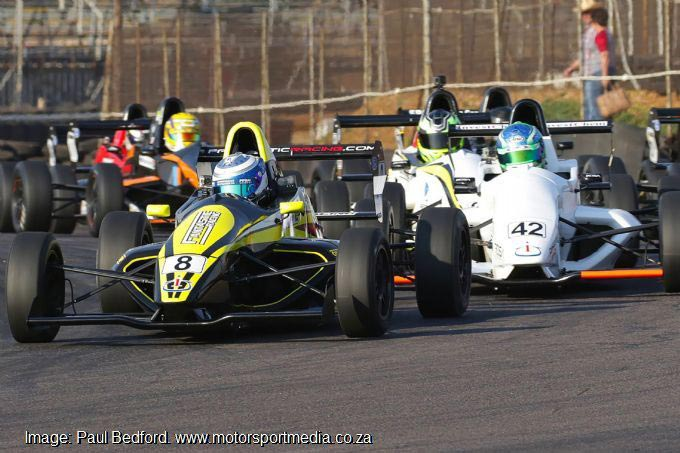 Huge prize for SA F1600 Champion