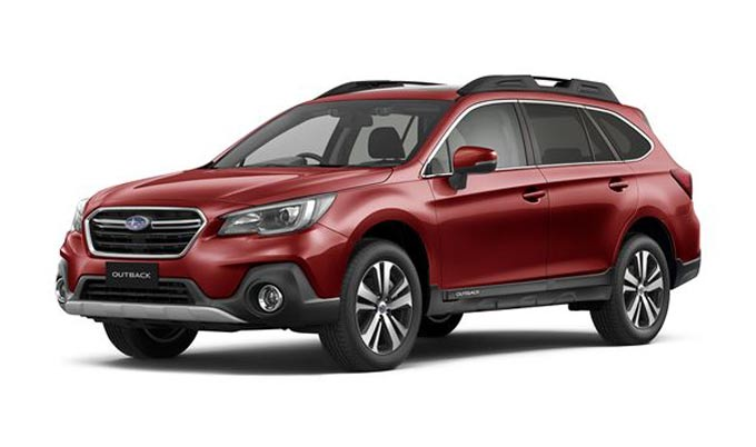 Updated 2018 Subaru Outback now available in South Africa