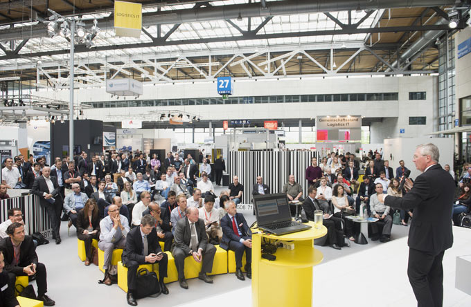 (Deutsche Messe AG): This year CeMAT will feature another excellent set of forums