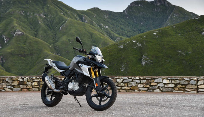 The new BMW G 310 GS now available in South Africa