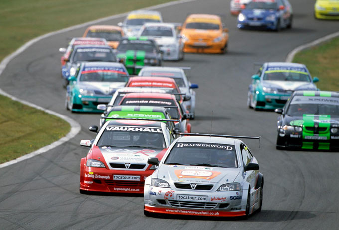 Motorsport news presents 60 years of British touring car championship at Autosport International