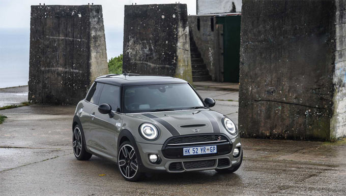 The new MINI 3 door, MINI 5 door and MINI Convertible now available in South Africa