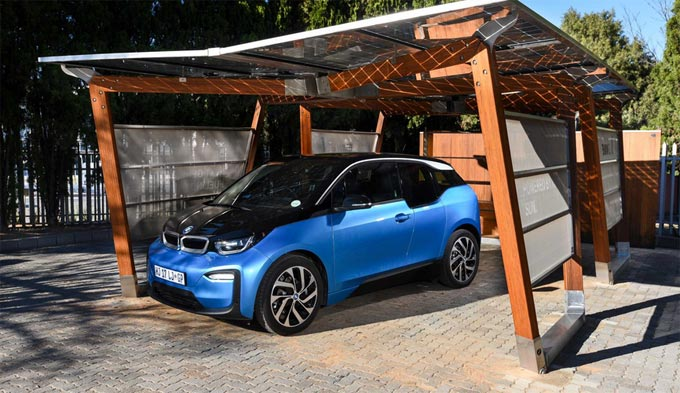 The new BMW i3 available in South Africa