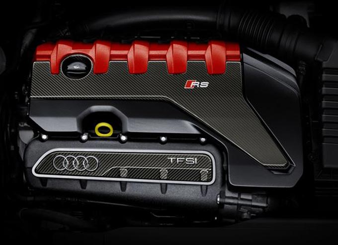Ninth victory in a row: Audi 2.5 TFSI engine named