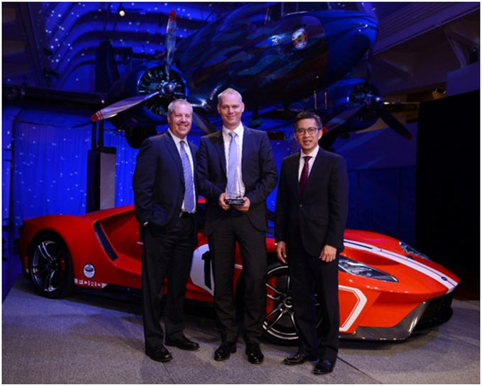 Ford Honors Dürr Assembly Products at 20th Annual World Excellence Awards