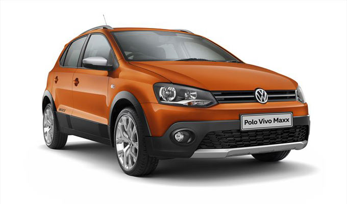 The new Volkswagen Polo Vivo Maxx