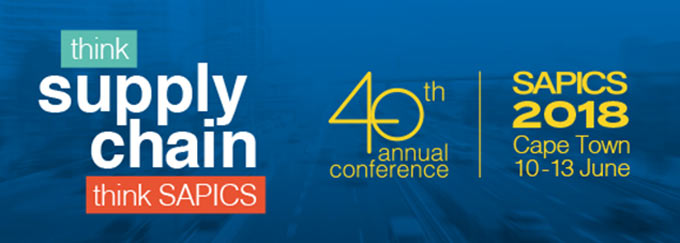 SAPICS 2018; A Supply Chain Conference for Every Industry - Last Mile Logistics and how to make sure all goes according to plan