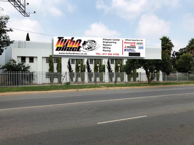 South Africa's leading and largest Turbo Group, Turbo Direct is moving to a new state of the art tailor-made premises