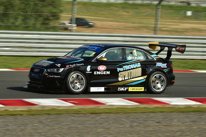 Sasol GTC entertains large Kyalami crowd