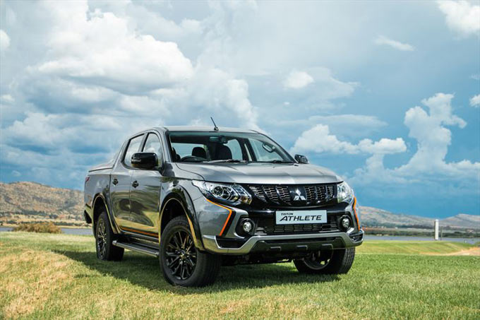 Mitsubishi Triton gets athletic - aBr Buzz - South Africa's leading