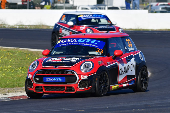Signature Motorsport MINI John Cooper Works ready for tough title challenge