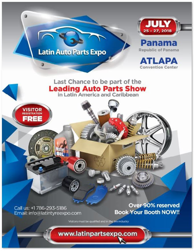 Do you want to grow your auto part business in Latin America