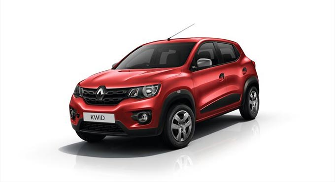 New Renault KWID AMT set to be an automatic choice within the entry-level segment