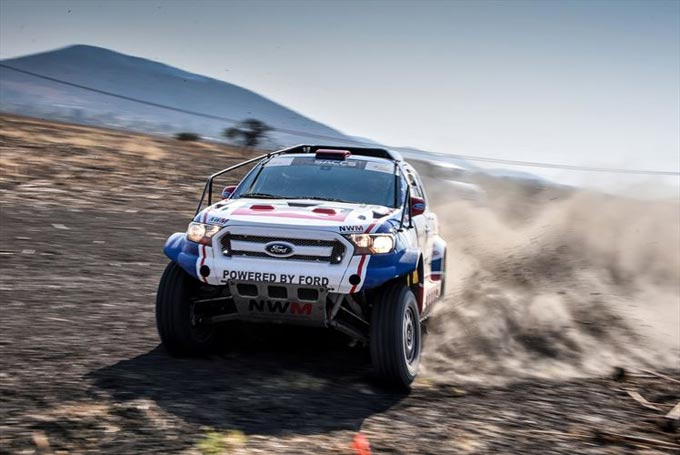 Ford and Neil Woolridge Motorsport Eager to Commence Challenge for 2018 SA Cross Country Series