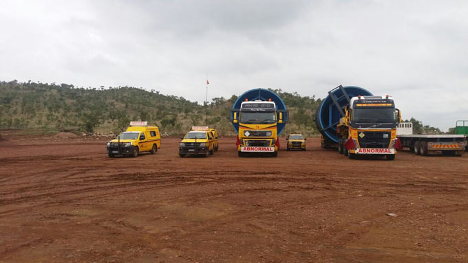 Imperial Logistics moves giant mining machines in largest project of its kind