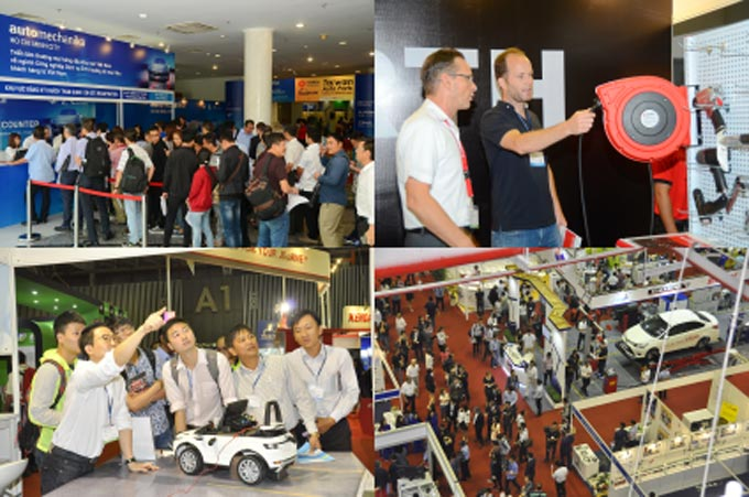 Automechanika Ho Chi Minh City 2018: second edition steers the local auto industry towards international recognition