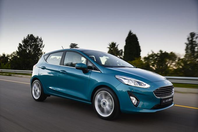 All-New Ford Fiesta - Raising the Stakes in Compact Car Segment