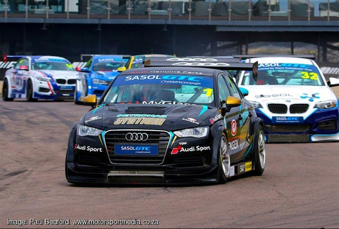Zwartkops delivers epic national racing