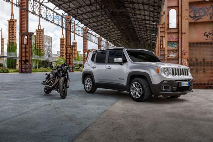 Harley-Davidson® and Jeep® Brand renew partnership once again for 2018 and look to build on success