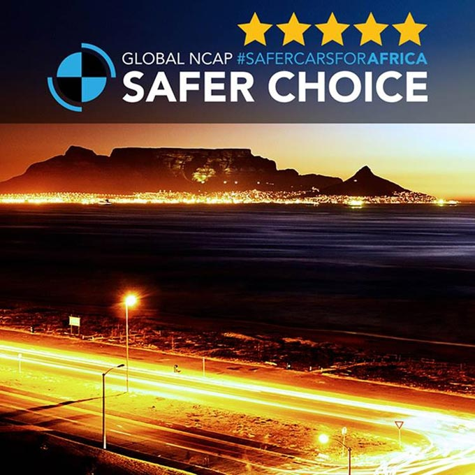 Global NCAP launches 'Safer Choice Africa' Award