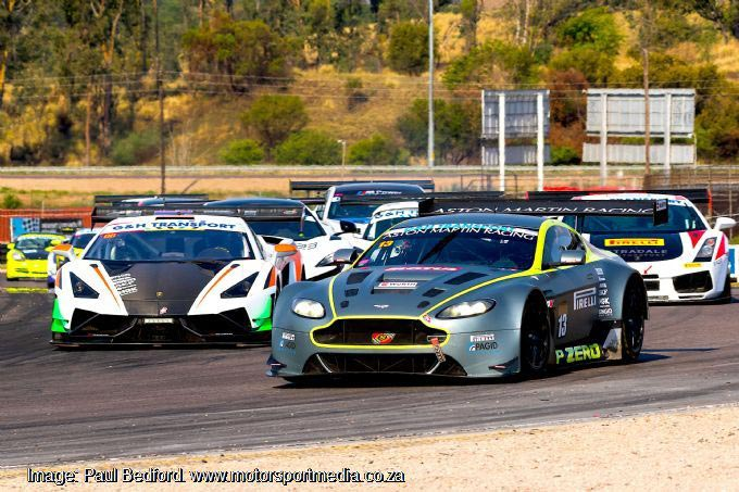 Hot race action thrills Pretoria crowd