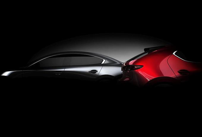 All-New Mazda3 to Premiere at Los Angeles Auto Show