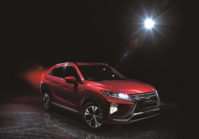 Eclipse Cross Wins Good Design Award 2018
