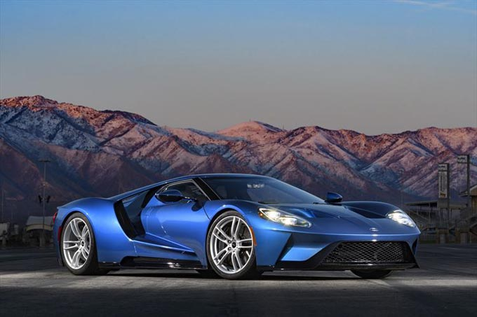 Ford GT Production Extended to Satisfy Exceptional Demand